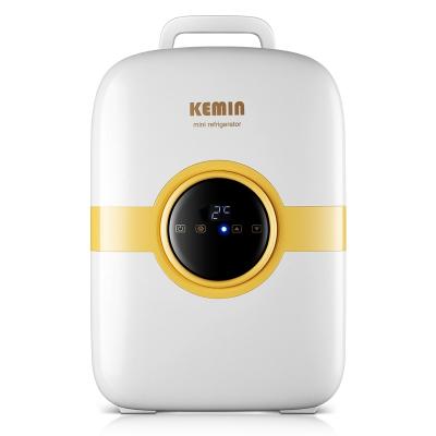科敏(KEMIN)汽车车载小冰箱车载小型家用微型学生宿舍用寝室单人 K22-单核机械版车用(只可车用)