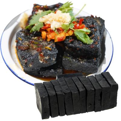 博多客 湖南特色小吃正宗長沙臭豆腐 生坯40片送醬料