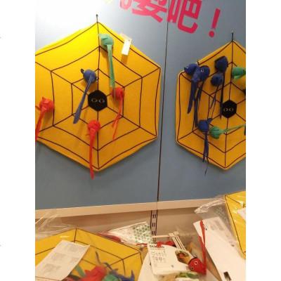 宜家 飛鏢游戲 兒童靶室內娛樂休閑旋轉靶盤寶寶益智玩具