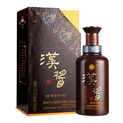 贵州茅台 汉酱 51度500ml 单瓶装 酱香型白酒(新老包装随机发货)