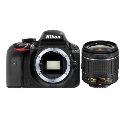 【二手95新】尼康/Nikon D3300+18-55mm 【套機】 APS畫幅單機 入門單反尼康單反相機