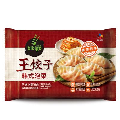 必品閣韓式泡菜王餃子490g