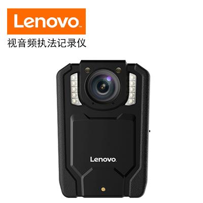 聯想(Lenovo)DSJ-2H執法記錄儀1296P高清紅外夜視專業微型便攜音視頻現場執法儀32G黑色