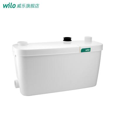 德國Wilo威樂污水提升泵地下室家用吸污泵全自動排污泵污水提升器HiDrainlift3-35