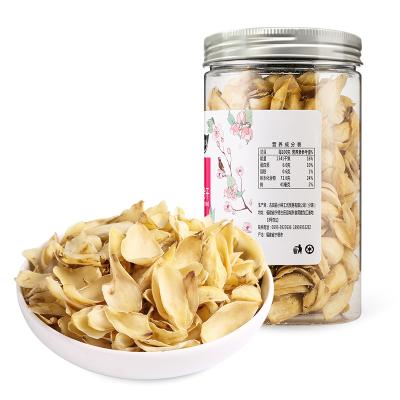 小钟工坊 无硫新鲜百合干440g(220g/罐*2) 新鲜食用兰州百合干货