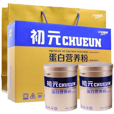 初元蛋白營養粉固體飲料450g