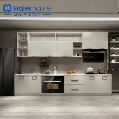 海尔Haier home整装定制 整体橱柜厨房定制现代简约石英石台面 H1锦瑟年华 预付金