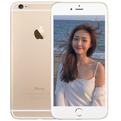 【二手9成新】苹果 6P/iPhone 6Plus 金色 16GB 移动联通电信全网通4G苹果手机 国行