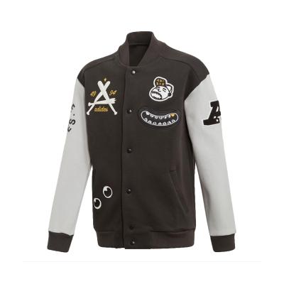 阿迪達斯adidas2020春男童針織夾克FM0712