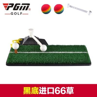 室內高爾夫 揮桿訓練器 初學打擊墊練習器 送轉動棒