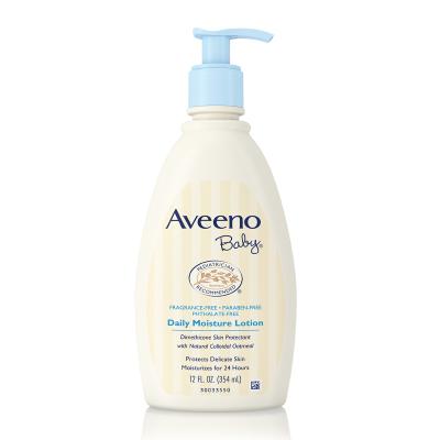 艾維諾(Aveeno)嬰兒日常燕麥保濕補水嬰童潤膚乳 354ml 0歲以上