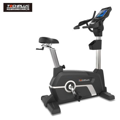 美国瑜阳TECHPLUS商用直立式健身车健身房专用动感单车PB301PRO