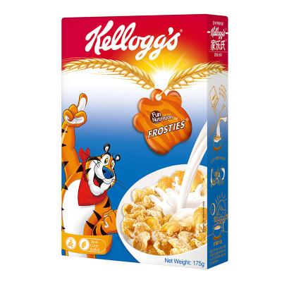 家乐氏泰国进口即食冲饮营养五谷谷物麦片早餐香甜玉米片175g