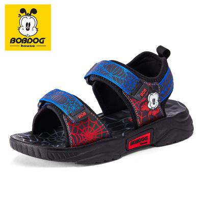 巴布豆BOBDOG HOUSE童鞋兒童涼鞋2020新款夏季男女童軟底時尚中大童沙灘鞋子