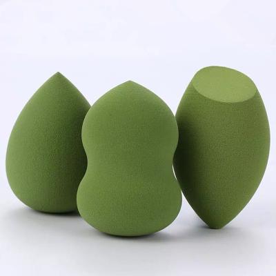 【1只裝】美鈺媄佳美妝蛋粉撲上妝海綿美妝蛋干濕兩用發貨顏色形狀隨機