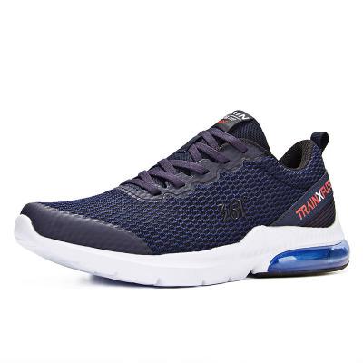 361°運動鞋男鞋夏季網面透氣訓練鞋室內健身鞋氣墊減震鞋子跑步鞋