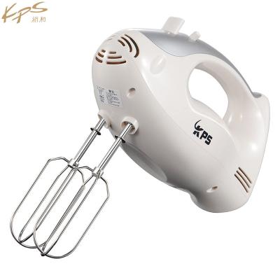 祈和(KPS)KS935不锈钢电动打蛋器 手持家用商用打蛋/搅拌机 白色