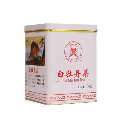 中茶 福建白茶 5101 高山大白茶 罐裝白牡丹100g