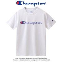 Champion 2020冠军夏季短袖运动t恤男士情侣同款潮牌宽松圆领经典印花Logo运动衫 2009