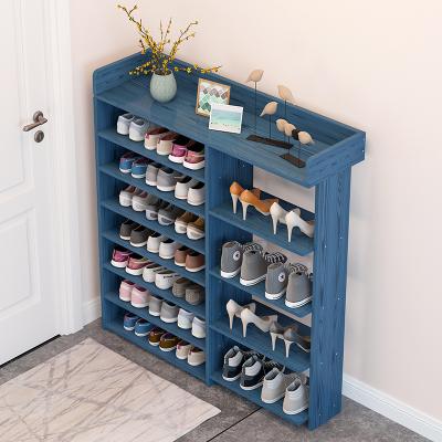 鞋架多層CIAA 簡易家用口省空間小鞋架子防塵經濟型鞋柜收納置物架