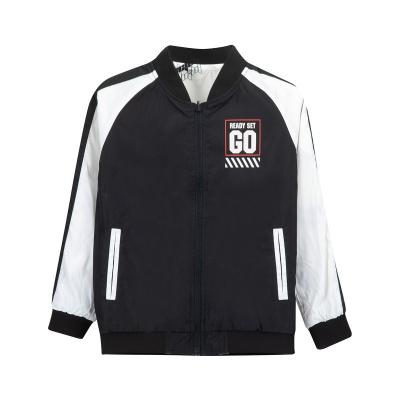 361°兒童男中大童休閑百搭兩面穿 多功能外套 休閑外套