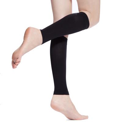 瘦小腿压力袜套运动护士小腿套瘦腿弹力袜子春夏薄孕妇束腿带男女