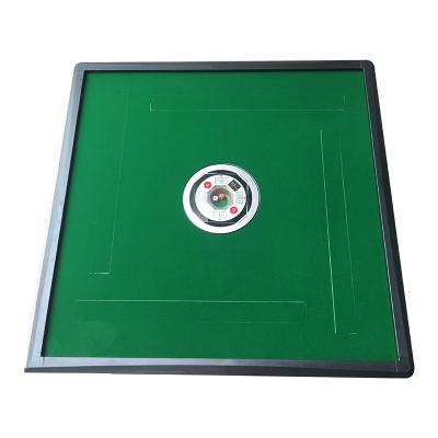 麻将桌布自动麻将机桌布台布台面布配件麻将布垫子加厚桌面正方形