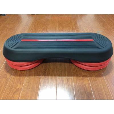 新款加长加宽健身房专业韵律踏板 有氧跳踏板 平衡板健美垫步[定制] 新款圆形高档踏板