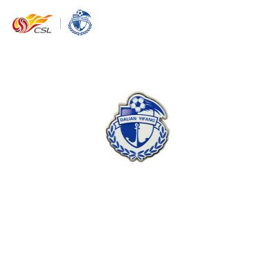 中超CSL聯賽官方正品 大連人隊徽徽章---上PP體育看中超購正版 邊看邊買暢享一夏