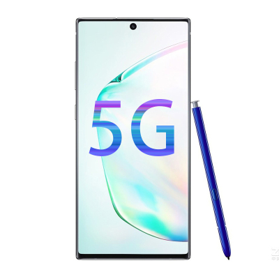 SAMSUNG Galaxy Note10 5G版 12GB+256GB 莫奈彩 韓版 移動聯通電信全網通5G手機(移動5G不支持) 智能S Pen獵戶座芯片全面屏三攝