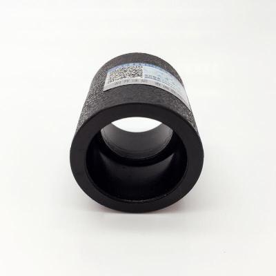 水管管材PE承插式等径直接S110直通水暖配件接头 S110