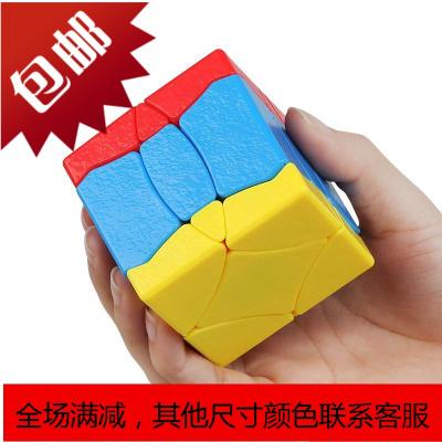 圣手百鸟朝凤魔方 三阶异形魔方 实色防滑面免贴纸 儿童玩具
