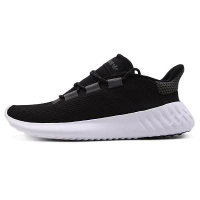 阿迪达斯adidas 秋冬新款男子 TUBULAR DUSK 三叶草经典鞋 B37752