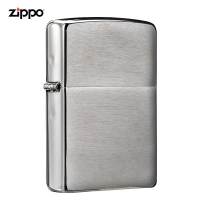 zippo之寶打火機美國原裝ZIPPO防風煤油打火機200沙子200-042593