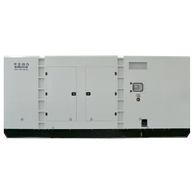 柴油發電機組900kw 廣西玉柴900千瓦靜音自動化柴油發電機380V