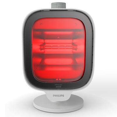 德國原裝進口Philips飛利浦遠紅外線理療燈烤燈 頸椎肩椎肩頸理療腰腿疼痛治療儀紅外線燈300W PR3120