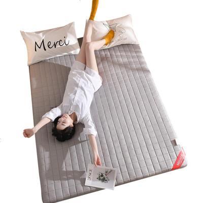 航竹坊 床垫软垫加厚海绵宿舍床垫子床褥子垫被家用地铺睡垫榻榻米保护垫