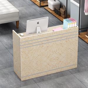 doxa小吧台桌服装店收银台小型简约现代欧式超市院柜台前台接待台