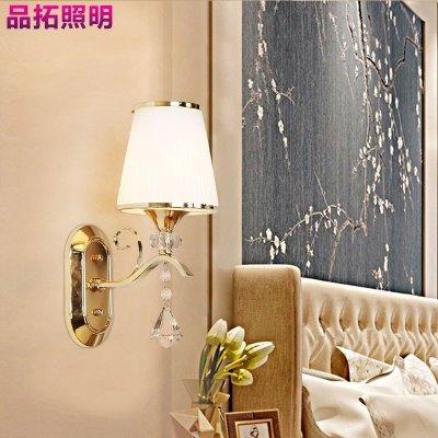 Grevol壁燈臥室床頭燈美式簡約現代客廳墻壁燈led過道走廊燈具