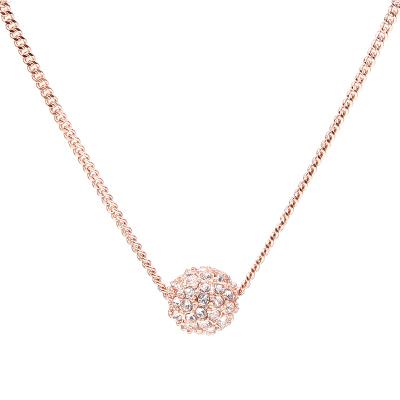 Givenchy/纪梵希许愿球项链女满天星镶施华洛世奇人造水晶锁骨链