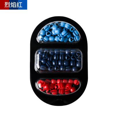 sacai定制版beats x 串珠DIY佛珠 耳機線材升級配件pb3 urbeats通用配珠 烈焰紅