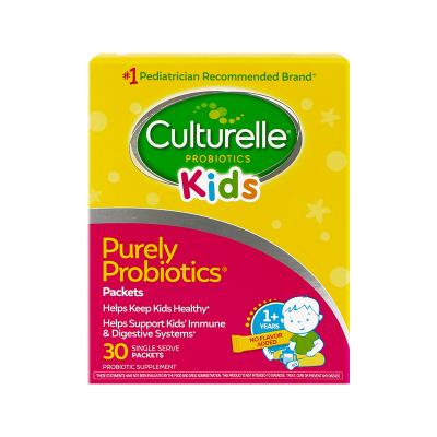 【美國進口】Culturelle康萃樂 嬰幼兒童益生菌粉30袋/盒 營養素1-3歲新舊包裝隨機