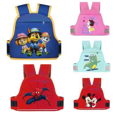 【品牌特賣】 【帶口袋】電動車兒童安全帶可調綁帶騎坐踏板摩托車小孩保護背帶
