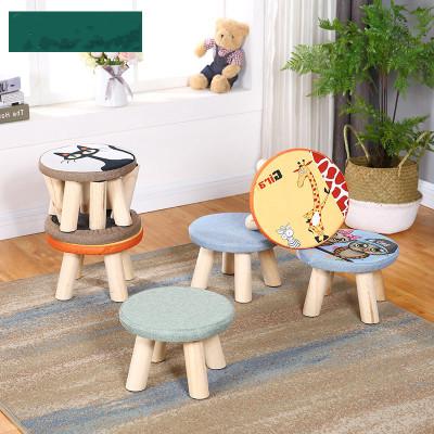 小木凳子實木家用小板凳時尚換鞋凳圓凳成人沙發凳矮凳子創意小椅子客廳木質巧媽媽簡約現代
