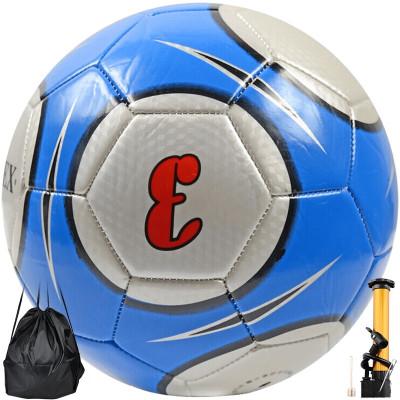 Enpex樂士 足球 標準5號 足球中小學教學訓練用球比賽用球