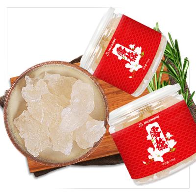 再春堂(zaichuntang)雪燕 植物燕窩 100g 瓶裝 桃膠皂角米雪蓮子銀耳伴侶 保健茶飲 花草茶
