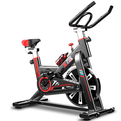 闪电客动感单车静音健身车商用家用脚踏车室内运动减肥健身器材