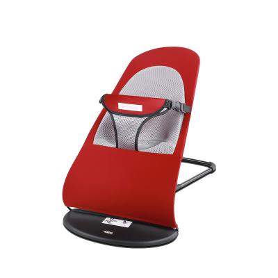 智扣婴儿摇椅宝宝安抚躺椅懒人哄睡摇篮床可坐可躺摇摇椅