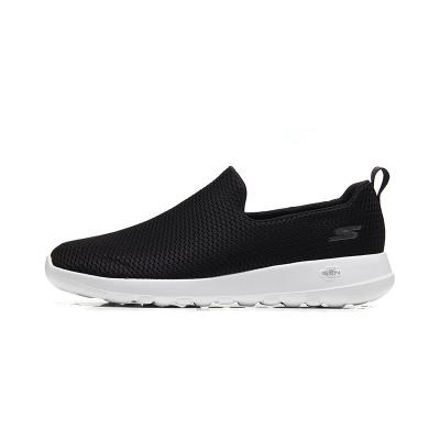 Skechers斯凯奇男士鞋健步鞋夏季男室内健身鞋综合训练运动鞋一脚套懒人运动鞋54600/B KW