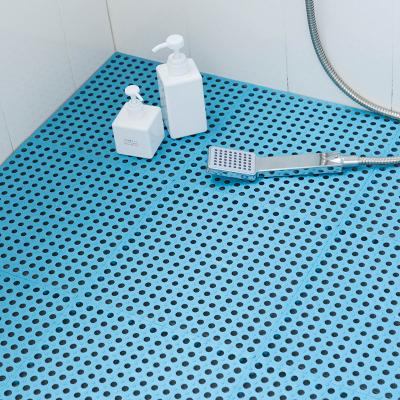 浴室防滑墊衛生間大號拼接廚房地墊衛浴洗澡淋浴廁所塑料隔水腳墊